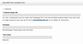 Hdauctions high definition ebay auction templates description generator pronofoot35fo Choice Image