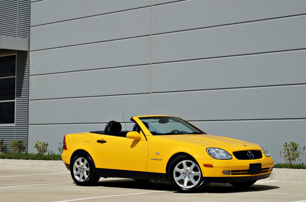 1999 mercedes benz slk class slk230 kompressor low 44k for Mercedes benz slk 1999