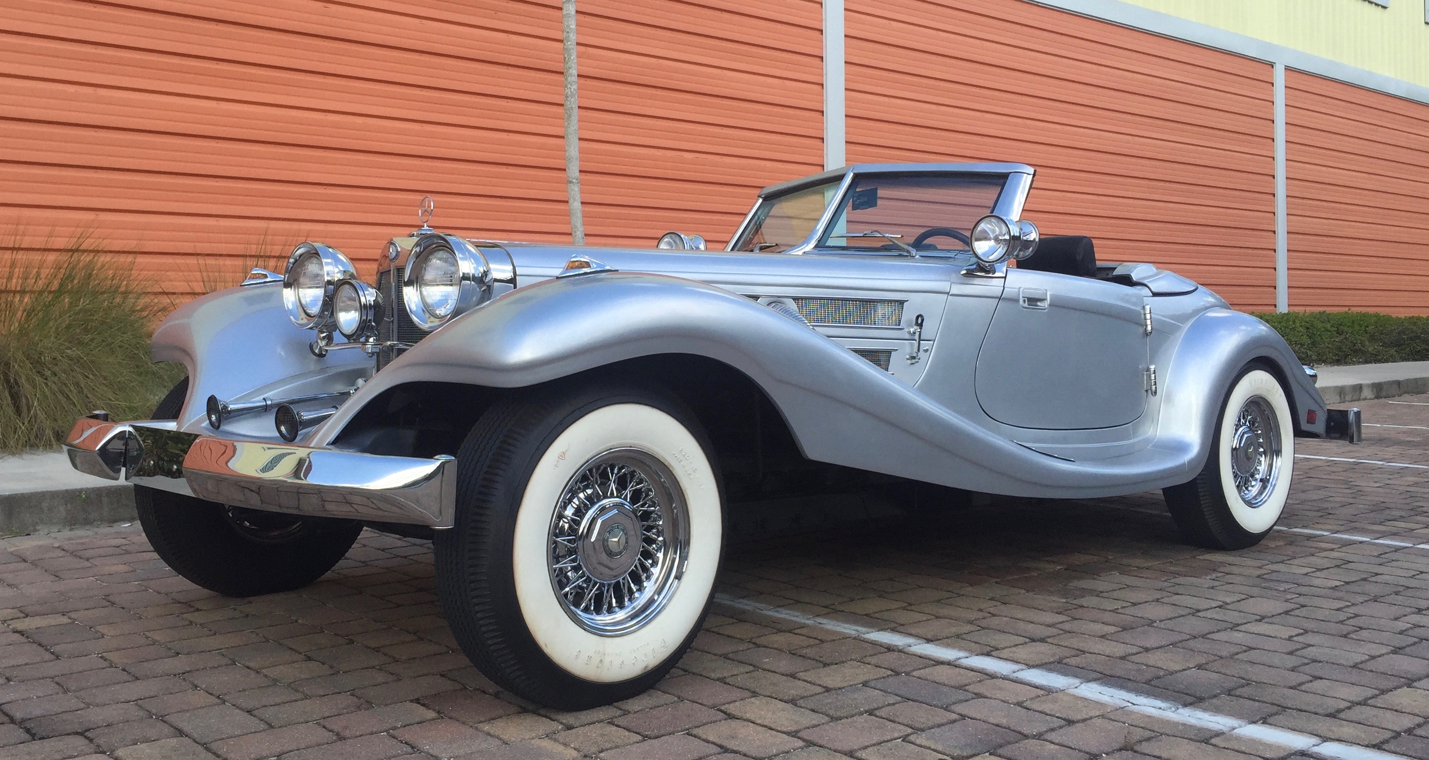 1934 replica kit makes mercedes benz roadster ebay for 1934 mercedes benz 500k heritage replica